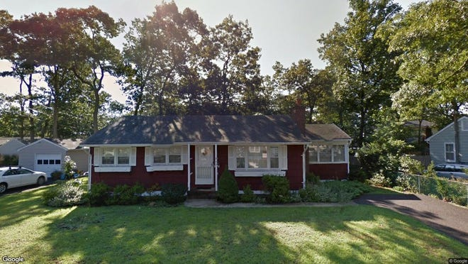 This Google Street View image shows the approximate location of 232 Passaic Ave{dot} in Point Pleasant. The property at this address changed hands in May 2019, when Richard and Patricia Read  bought the property from William G and Margaret Hopkins  for $295,000.