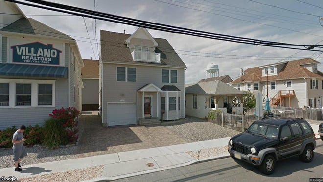 This Google Street View image shows the approximate location of 1509-11 Nw Central Ave{dot} in Seaside Park. The property at this address changed hands in May 2019, when Louis and Jeannette Amoruso  bought the property from Dennis and Suzanne Christensen  for $275,000.
