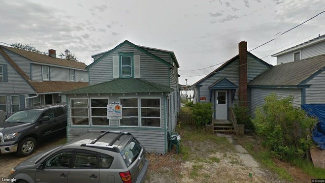 This Google Street View image shows the approximate location of 1916 Bay Terrace in Ship Bottom. The property at this address changed hands in May 2019, when  Joseph Damato Construction CO LLC  bought the property from  William Baralus  for $675,000.