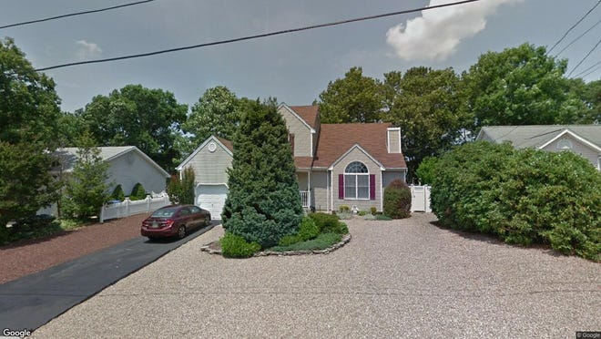 This Google Street View image shows the approximate location of 148 Inboard Ave{dot} in Stafford. The property at this address changed hands in May 2019, when  Jennifer Napolitano  bought the property from Jeffrey and Elizabeth R Genuino  for $255,000.