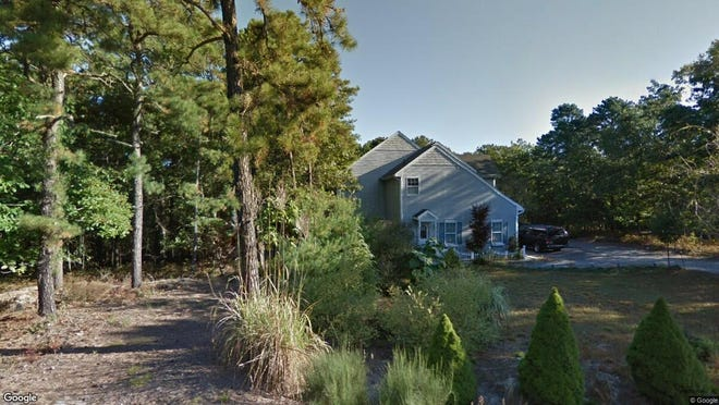 This Google Street View image shows the approximate location of 427 Parkertown Drive in Little Egg Harbor. The property at this address changed hands in April 2019, when Raymond J Connolly bought the property from Wells Fargo Bank NA for $275,000.