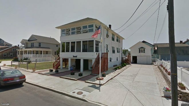 This Google Street View image shows the approximate location of 125 G St. in Seaside Park. The property at this address changed hands in May 2019, when Leenay LLC bought the property from Coughlin, Daniel J Trust for $615,000.