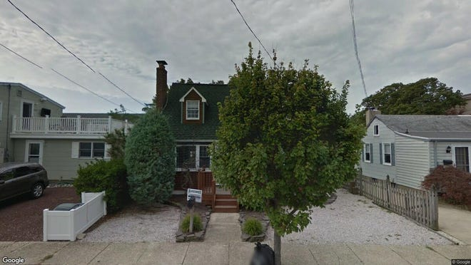 This Google Street View image shows the approximate location of 302 W. 18th St. in Ship Bottom. The property at this address changed hands in May 2019, when Eaglesham Family Trust bought the property from Mark and Denise Wnoroski for $633,000.