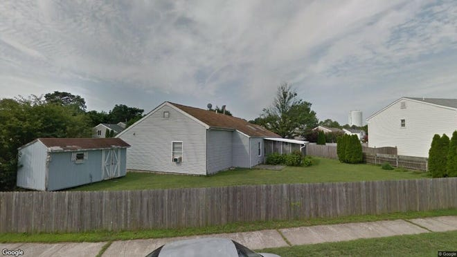 This Google Street View image shows the approximate location of 544 Dorothy Place in Brick. The property at this address changed hands in June 2019, when David Beaton and Megan Maccormack bought the property from Vincent and Deborah Coniglione for $290,000.