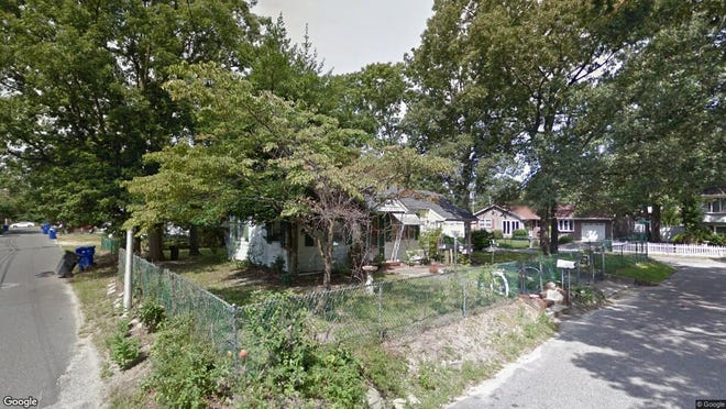 This Google Street View image shows the approximate location of 572 Bradley Blvd. in Toms River. The property at this address changed hands in May 2019, when William Weimer bought the property from Robert S Oehmes' estate and others for $112,000.
