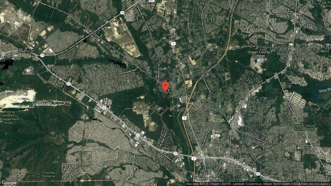 This aerial photo shows the approximate location of 305 Shoshone Court in Toms River. The property at this address changed hands in June 2019, when Ahmad Abuelfuol and Azadeh Mottaleh bought the property from Rebecca and Dennis Mcdonaugh for $381,000.