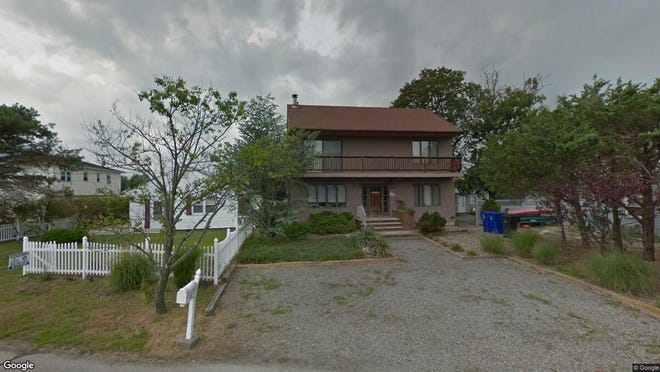 This Google Street View image shows the approximate location of 512 Buoy Place in Toms River. The property at this address changed hands in June 2019, when Christine A Messina bought the property from Paul Gaglioti for $325,000.
