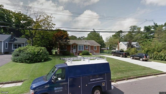 This Google Street View image shows the approximate location of 134 Haines Road in Toms River. The property at this address changed hands in June 2019, when Kimberly A Paton bought the property from Frederick W and M K Bahr for $289,000.