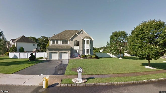 This Google Street View image shows the approximate location of 29 Pointe Circle in Jackson. The property at this address changed hands in June 2019, when Abraham and Henny Smilow bought the property from Thomas F and Josephine Verducci for $675,000.