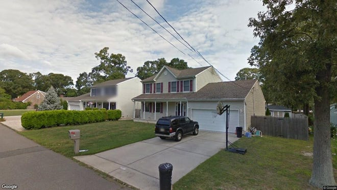 This Google Street View image shows the approximate location of 116 Cedar Drive in Lacey. The property at this address changed hands in June 2019, when Joseph Piserchia Jr. and J L Greene bought the property from Marin Georgiev and Ivaylo Burdinov for $296,000.