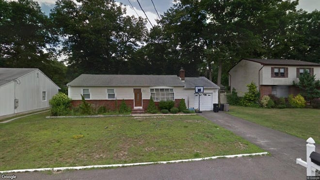 This Google Street View image shows the approximate location of 2264 Llewellyn Parkway in Lacey. The property at this address changed hands in June 2019, when Adam and Kathleen Colaio bought the property from Lawrence D Mozingo for $248,000.