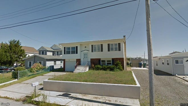 This Google Street View image shows the approximate location of 5 S. Ensign Drive in Little Egg Harbor. The property at this address changed hands in June 2019, when Dana G Guarini bought the property from Thdwwh LLC for $159,900.