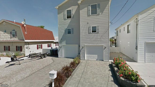 This Google Street View image shows the approximate location of 41 W. Anchor Drive in Little Egg Harbor. The property at this address changed hands in June 2019, when Tomas A Escribano and Iris L Ramos bought the property from Neil D and Christina M Artusa for $390,000.