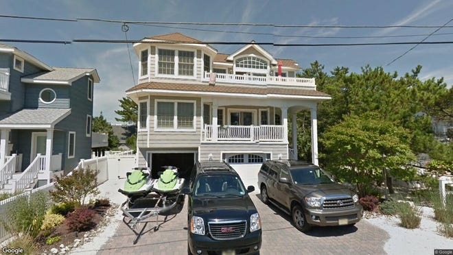 This Google Street View image shows the approximate location of 29 E. 45th St. in Long Beach Township. The property at this address changed hands in May 2019, when James Farrell and M M Mulvena bought the property from Robert N and Linda G Lang for $1,280,000.