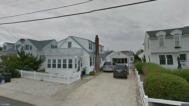 This Google Street View image shows the approximate location of 34 E. 36th St. in Long Beach Township. The property at this address changed hands in May 2019, when Edward F Mccauley Jr., J F Mccauley and others bought the property from Christopher J Mchattie for $875,000.
