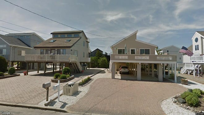 This Google Street View image shows the approximate location of 16 W. Hobart Ave. in Long Beach Township. The property at this address changed hands in June 2019, when Summer Of '88 Llc, A Weiss and N Weiss bought the property from Harry and Theresa A Haushalter for $694,500.
