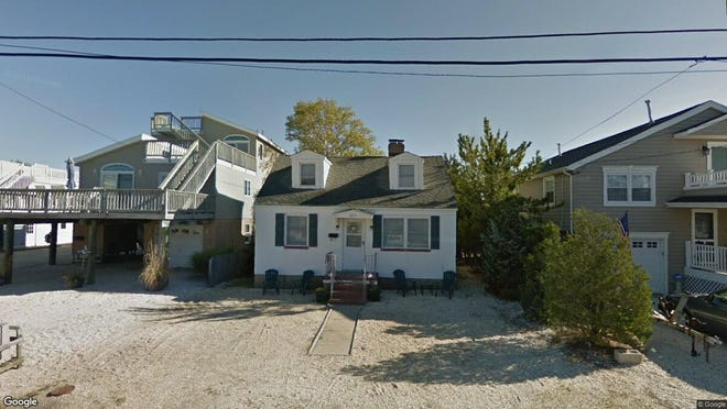 This Google Street View image shows the approximate location of 275 N. 14th St. in Surf City. The property at this address changed hands in April 2019, when Lawrence and Lauri D Barnes bought the property from K L Taylor, C S Knaff and others for $488,000.