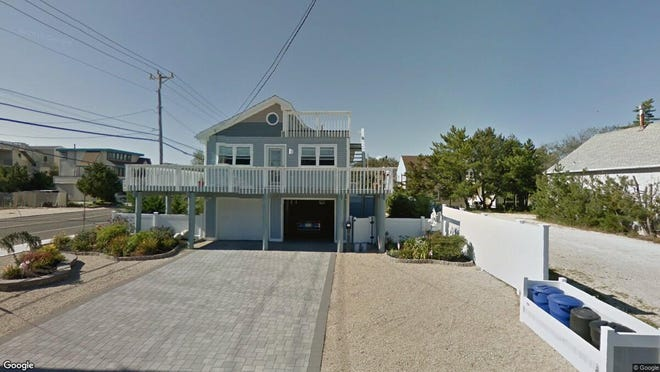 This Google Street View image shows the approximate location of 102 N. 13th St. in Surf City. The property at this address changed hands in May 2019, when V and Romero-Marrero C Dalessio bought the property from John F Kuschyk and Mary L Pitonyak for $755,000.