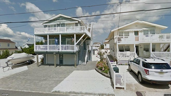 This Google Street View image shows the approximate location of 29 S. First St. in Surf City. The property at this address changed hands in June 2019, when Mario Salandra bought the property from James and Nancy Battifarano for $999,999.