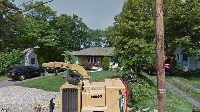 This Google Street View image shows the approximate location of 1042 Whitecap Ave. in Stafford. The property at this address changed hands in May 2019, when Wendy Lee Clinton bought the property from Lee M Merlo and Lisa M Key for $222,000.