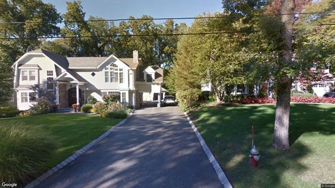This Google Street View image shows the approximate location of 383 Oakwood Drive in Wyckoff. The property at this address changed hands in April 2019, when new owners bought the property for $998,000.