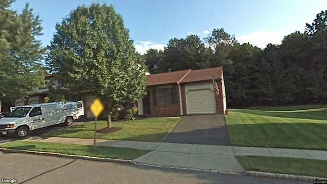 This Google Street View image shows the approximate location of 15 Dogwood Drive in Edison. The property at this address changed hands in April 2019, when Lakshmana M and Naga Deepa Kalimisetty bought the property from Wilma and Mark Stevens for $310,000.