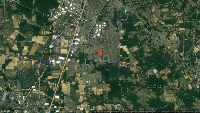 This aerial photo shows the approximate location of 810A Sewell Road in Monroe. The property at this address changed hands in June 2019, when Marilyn Segarra bought the property from Lillian B Mcmanimon for $259,900.