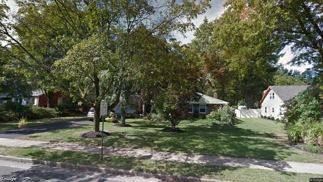 This Google Street View image shows the approximate location of 40 Macafee Road in Franklin. The property at this address changed hands in May 2019, when James W Weber bought the property from James T and Luxhoj C Luxhoj for $445,000.