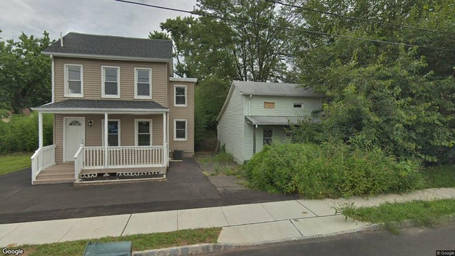 This Google Street View image shows the approximate location of 11 Franklin St. in South Bound Brook. The property at this address changed hands in May 2019, when Robert Sheridan bought the property from Pc7Reo LLC for $70,100.