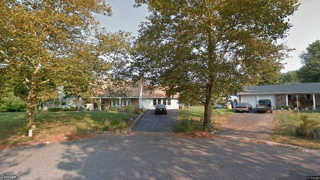 This Google Street View image shows the approximate location of 26 Thornleigh Place in Willingboro. The property at this address changed hands in May 2019, when Anthony Williams II bought the property from Balal Rauf for $229,000.