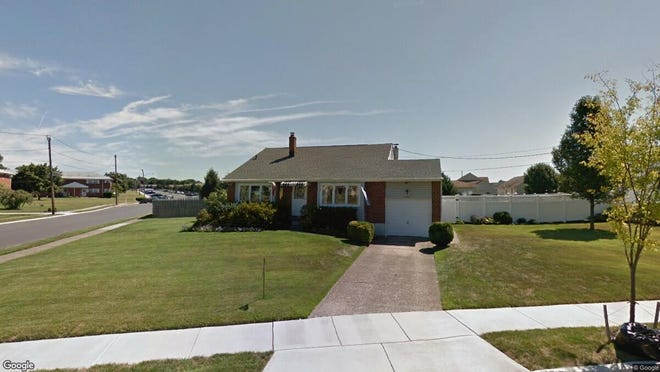 This Google Street View image shows the approximate location of 204 Ivy Road in Edgewater Park. The property at this address changed hands in May 2019, when Arnold C Young bought the property from Amanda Jordan and Mark Hassett for $189,900.