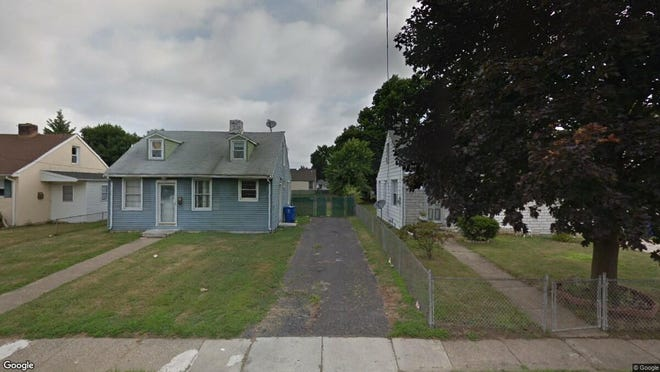This Google Street View image shows the approximate location of 803 Columbus Road in Burlington City. The property at this address changed hands in May 2019, when Michael James Ernst bought the property from Tillery Investments LLC for $159,000.