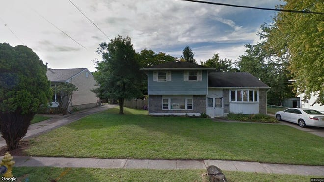 This Google Street View image shows the approximate location of 224 Lincoln Ave. in Bellmawr. The property at this address changed hands in May 2019, when Daniel C and Dupiriak Mandi Kahlbom bought the property from Aro Home Improvement LLC for $197,000.
