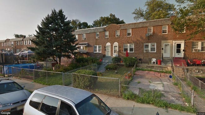 This Google Street View image shows the approximate location of 582 Raritan St. in Camden. The property at this address changed hands in May 2019, when Arely Arias-Diaz bought the property from Bernarda Santos for $65,000.