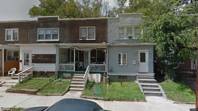 This Google Street View image shows the approximate location of 1037 No 35th St. in Camden. The property at this address changed hands in May 2019, when Verenice Garcia bought the property from Michael L Rucker for $46,750.