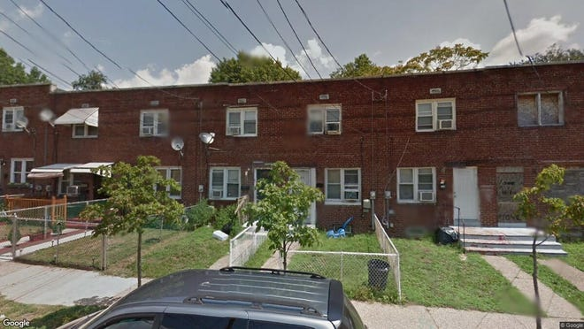This Google Street View image shows the approximate location of 1048 Bergen Ave. in Camden. The property at this address changed hands in June 2019, when Luis A Lopez bought the property from K-Roc Properties LLC for $54,000.