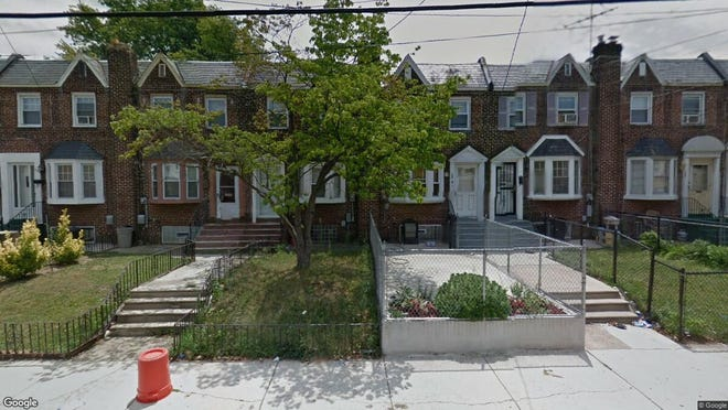 This Google Street View image shows the approximate location of 1308 Sheridan St. in Camden. The property at this address changed hands in June 2019, when Noel Lopez bought the property from Harold Booker for $26,000.