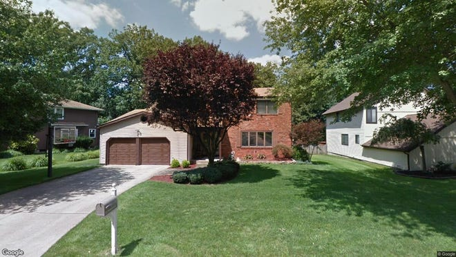 This Google Street View image shows the approximate location of 1108 Buttonwood Drive in Cherry Hill. The property at this address changed hands in May 2019, when Richard and Vargas Anna Rossi bought the property from Abraham and Mindy Beder for $395,000.