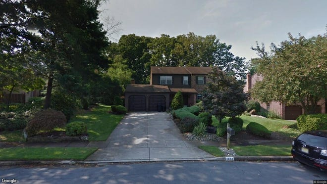 This Google Street View image shows the approximate location of 1692 Lark Lane in Cherry Hill. The property at this address changed hands in May 2019, when Xian and Ma Paul Miao bought the property from Sharon and Joel Horowitz for $350,000.