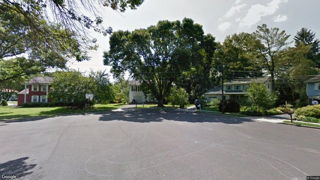 This Google Street View image shows the approximate location of 307 Mimosa Place in Cherry Hill. The property at this address changed hands in May 2019, when Gregory Sellers bought the property from Stephen W and Karen Bruccoleri for $335,000.