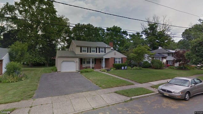 This Google Street View image shows the approximate location of 16 Peppermill Drive in Cherry Hill. The property at this address changed hands in May 2019, when Rosemary Gunderson bought the property from Matthew F Swiders' estate for $243,000.