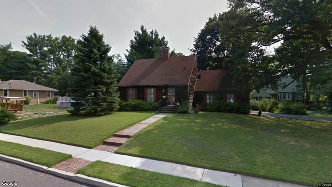 This Google Street View image shows the approximate location of 307 Greenleigh Court in Cherry Hill. The property at this address changed hands in June 2019, when 307 Greenleigh LLC bought the property from Marie A Vassey for $258,500.