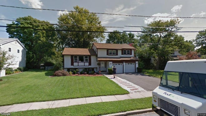 This Google Street View image shows the approximate location of 649 Guilford Road in Cherry Hill. The property at this address changed hands in May 2019, when Jaclyn and David Brown bought the property from Daniel J Kent for $282,500.