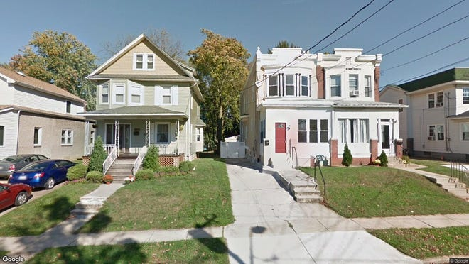 This Google Street View image shows the approximate location of 325 Sloan Ave. in Collingswood. The property at this address changed hands in June 2019, when Jonathan and Dudics Samantha Ingram bought the property from Richard E and Danielle A Jones for $213,000.