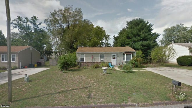 This Google Street View image shows the approximate location of 93 Roosevelt Ave. in Gloucester Township. The property at this address changed hands in May 2019, when Abvid Rivera and Victoria T O'Kane bought the property from Sdcm Enterprises LLC for $156,000.