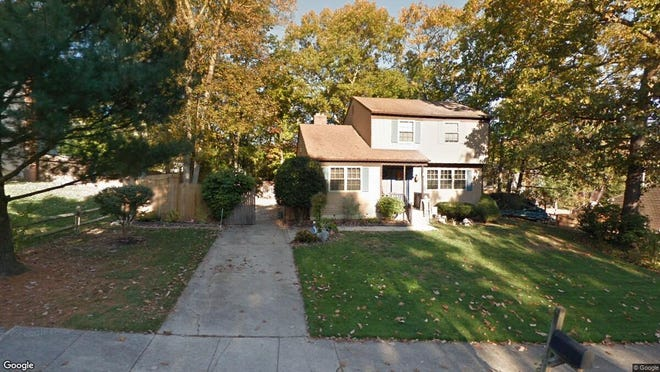 This Google Street View image shows the approximate location of 3 Fawn Court in Gloucester Township. The property at this address changed hands in May 2019, when Dane and Athlene D Williams bought the property from David Phuong for $173,600.