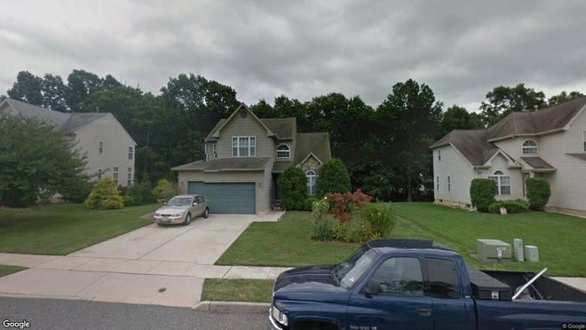 This Google Street View image shows the approximate location of 8 Spring Valley Road in Gloucester Township. The property at this address changed hands in May 2019, when Kenneth and Andrews Jacqueline Norman bought the property from Dream House Builders LLC for $250,000.