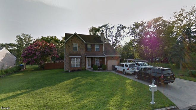 This Google Street View image shows the approximate location of 42 Garden Ave. in Gloucester Township. The property at this address changed hands in June 2019, when Jordan Levine bought the property from Joseph and Annette Brigandi for $216,000.