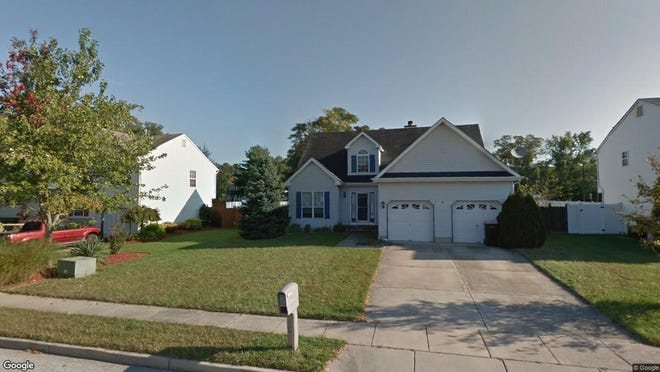This Google Street View image shows the approximate location of 4 Heathrow Court in Gloucester Township. The property at this address changed hands in June 2019, when James J and Denise M Mcclain bought the property from Lombardi Properties LLC for $245,000.