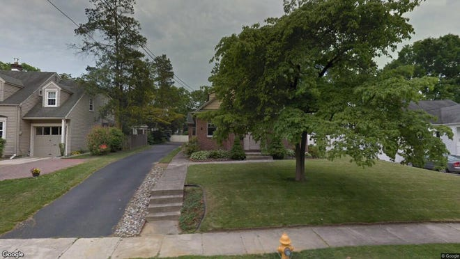 This Google Street View image shows the approximate location of 1524 Prospect Ridge Blvd. in Haddon Heights. The property at this address changed hands in May 2019, when David Baals bought the property from Graham C and Barbara Gilbert for $290,000.